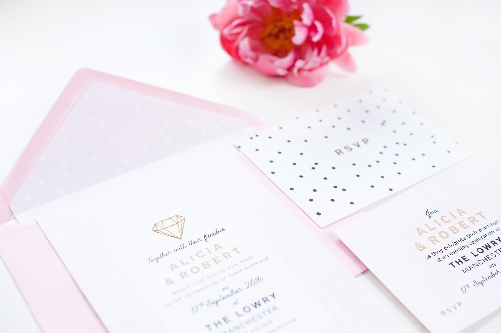 Abigail Warner - Bespoke Wedding Stationery